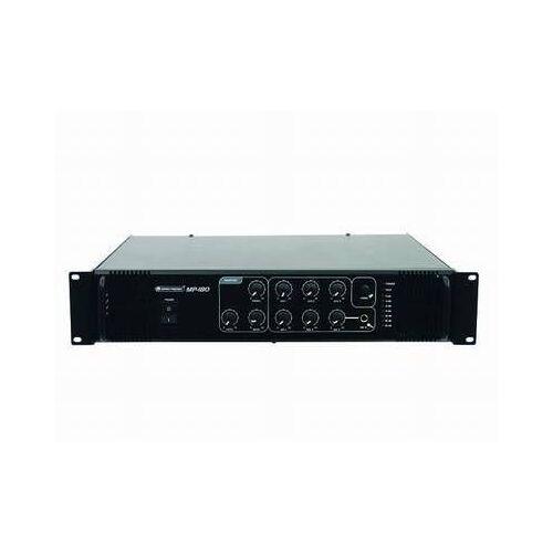 Omnitronic 100 Volt ELA-Misch-Verstärker OMNITRONIC MP180