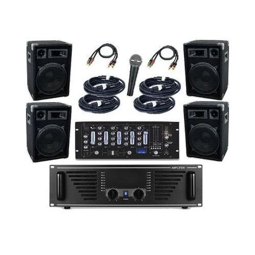 Omnitronic Musikanlage / PA-Anlage 2400