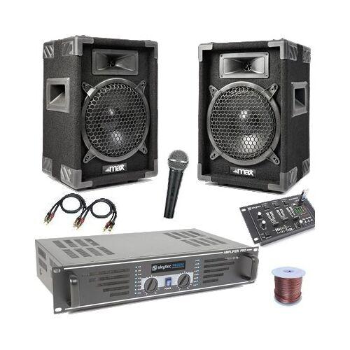 SOUND-SYSTEMS Musikanlage / PA-Anlage 500