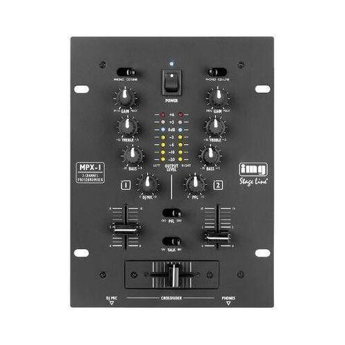 IMG Stage Line MPX-1/BK Mischpult / Mixer