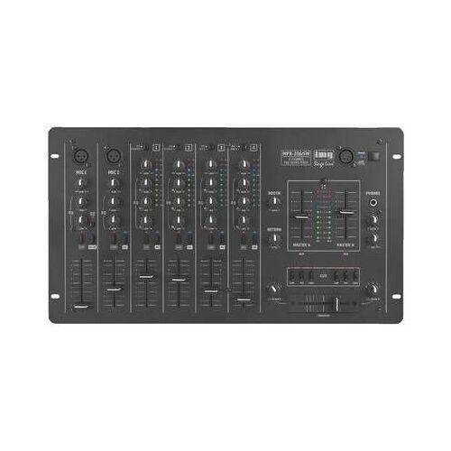 IMG Stage Line MPX-206/SW Mischpult / Mixer