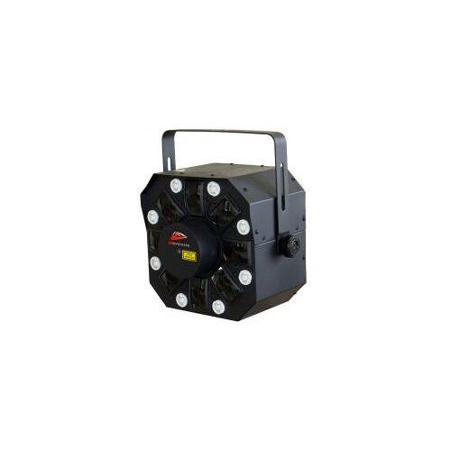 JB Systems - Invader LED Lichteffekt / LED-Effekt