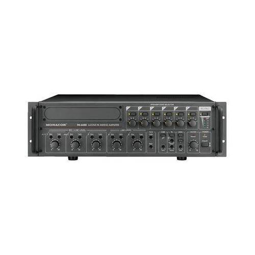 Monacor PA-6480 100 Volt ELA-Verstärker