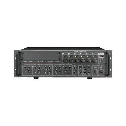 Monacor PA-6600 100 Volt ELA-Verstärker