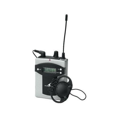 Monacor TXA-800R Funk-Audio-Empfänger / In-Ear-Empfänger