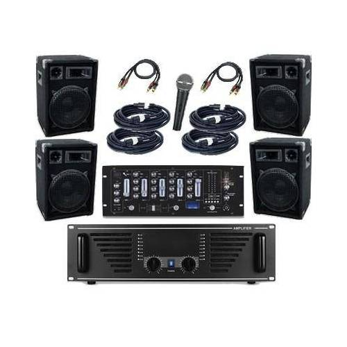 Soundsystem 2400 Watt