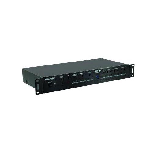 OMNITRONIC LUB-27 Lautsprecherumschaltbox / Zonen-Schalter