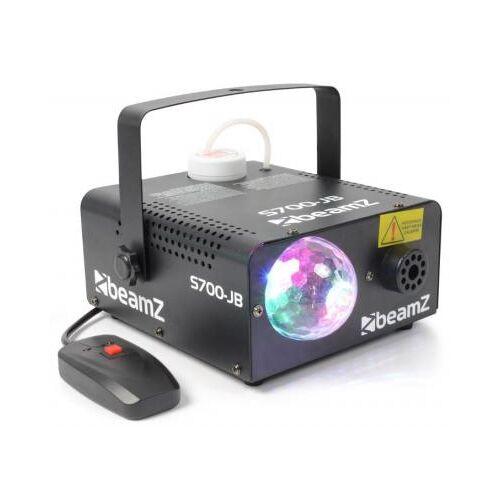 Beamz Nebelmaschine BeamZ S700-JB mit LED-Lichteffekt