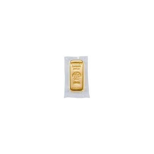 500 g Goldbarren Heraeus