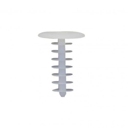 Scafom-rux Abdeckkappe (10 Stk.) grau