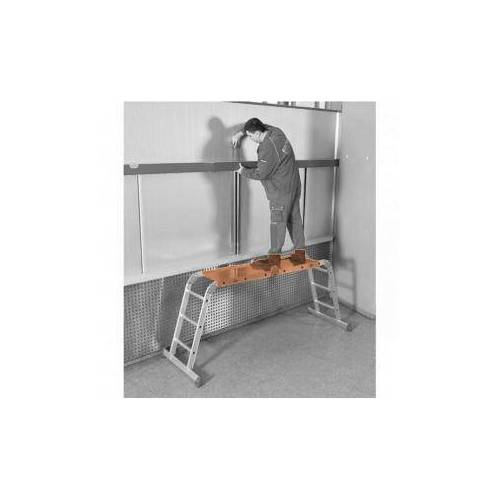 C.O.Weise GmbH&Co.KG Alu-Belag, klappbar für Leiter 162/12