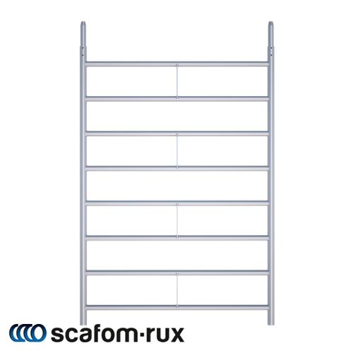 Scafom-rux Alu-Aufsetzleiter Rux Mobilo 1400 2.00 m