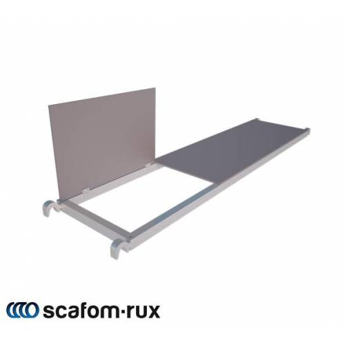 Scafom-rux Bühne mit Klappe Rux Mobilo 2.10 m