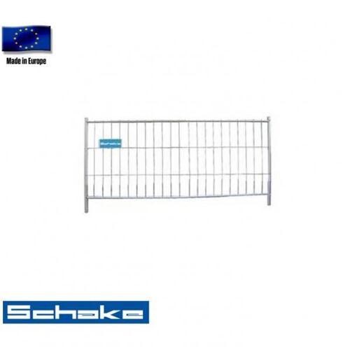 "Schake Mobilzaun / Bauzaun ""Standard"", 2,2 x 1,2 m"