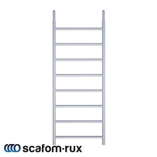 Scafom-rux Alu-Aufsetzleiter Rux Mobilo 800 1.50 m
