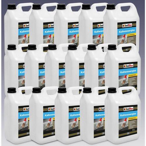 ISOLBAU 80 L Kaliwasserglas 28/30°Haftgrund Versiegelung Grundierung Wasserglas