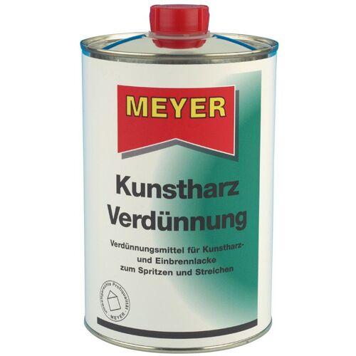 MEYER-CHEMIE GMBH & CO. KG Kunstharzverdünner 0,5l methanolfrei