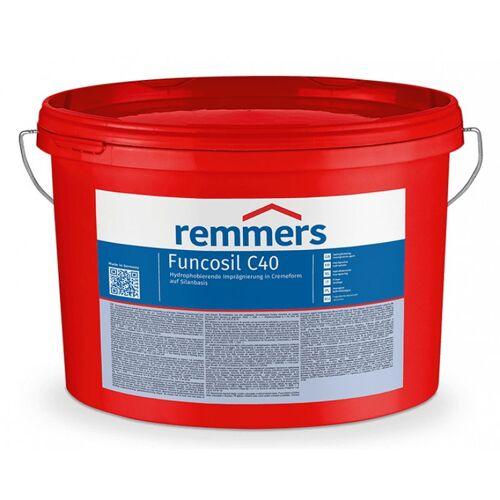 REMMERS Funcosil C40 - hydrophobierende Impraegnierung, 15 ltr - Remmers