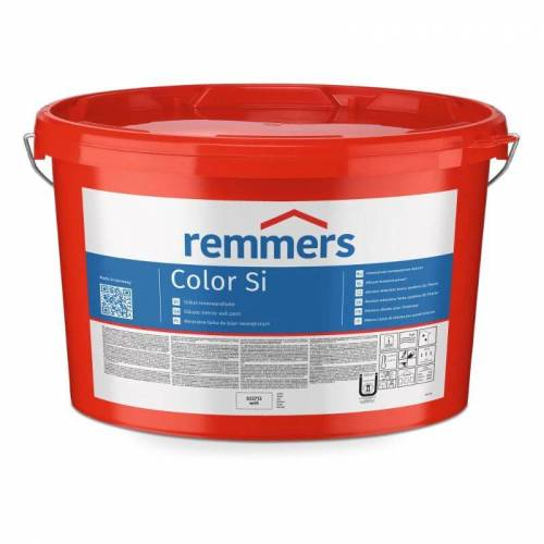 REMMERS iQ-Paint Wandfarbe, weiss - Innenwandfarbe, 12,5 ltr - Remmers
