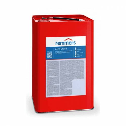 REMMERS Acryl-Grund - Acrylat-Grundierung, 10 ltr - Remmers