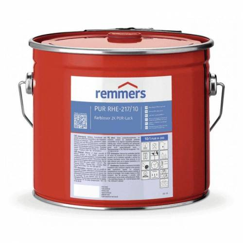 REMMERS PUR RHE-217/10-Rohholz-Effektlack - 20 ltr - farblos - Remmers