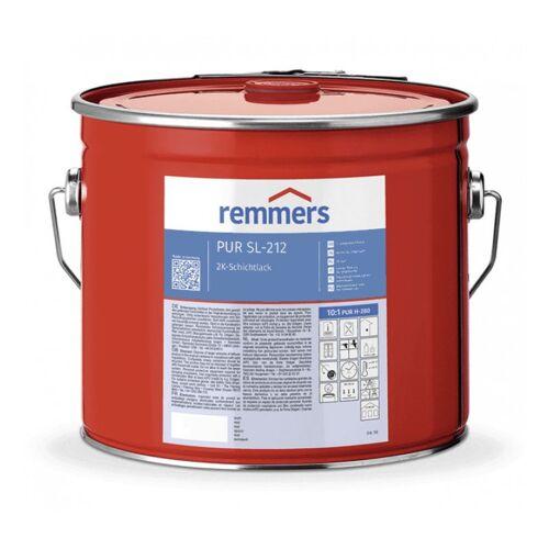 Remmers PUR SL-212-Schichtlack - farblos, 20 ltr - matt