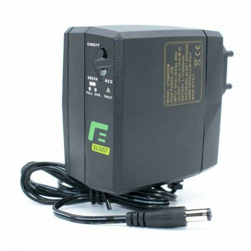NAICON UPS, usv für modems 12VDC 2,1 25W UPSMODEM - Naicon