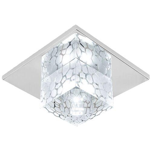 Stoex - 12cm Wasserwürfel Kronleuchter Kristall Deckenleuchte