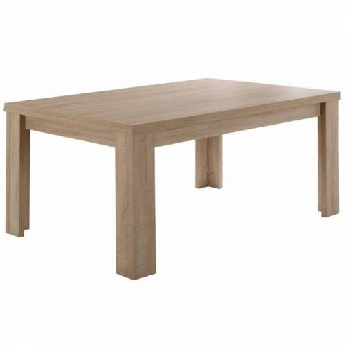 Mäusbacher - 140 x 90 cm Tisch Esstisch Auszugstisch K