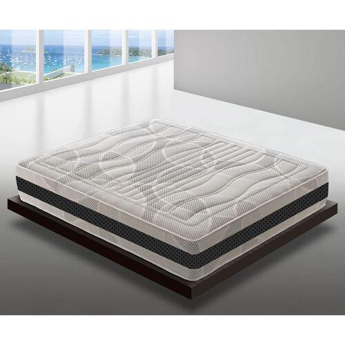 Materassiedoghe - Memory Foam-Matratze - 28 cm hoch - Mit 5 cm Memory