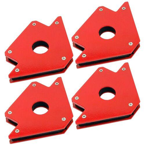 ASUPERMALL Bedeutet Einen 4-Box 50 Lbs Magnet Magnetische Schwei?vorrichtung