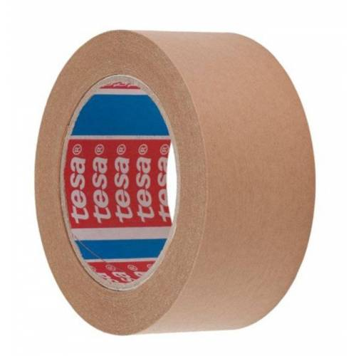 TESA 72 x Papierklebeband Typ 4313 Packband Paketband Klebebänder - Tesa