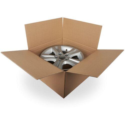 Kk Verpackungen - 8 x Felgenkartons Reifenkartons Autofelgenkarton 19