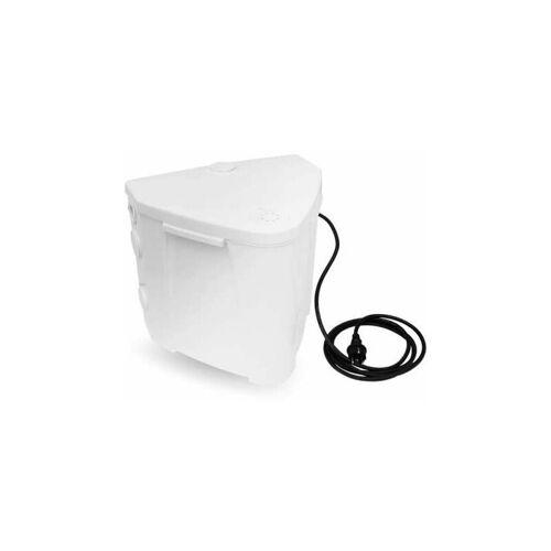 SULZER ABS ABS Hebeanlage Schmutzwasserhebeanlage Sanimax R 202 mit Pumpe und