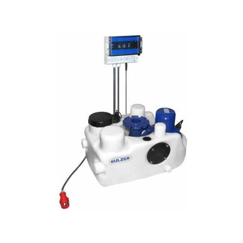 SULZER ABS ABS Hebeanlagen Abwasserhebeanlage Sanimat 1000 D 380 Volt