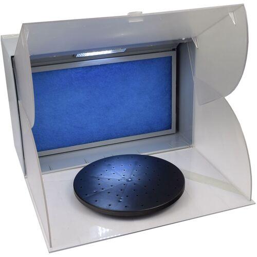 Agora-Tec® Airbrush Spritzkabine Absauganlage AT-ASK-01