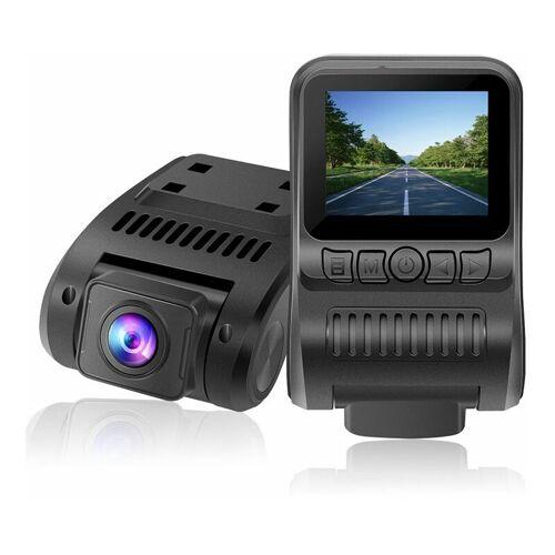 THSINDE Autofahrerrekorder WIFI HD 1080P versteckter Autofahrerrekorder