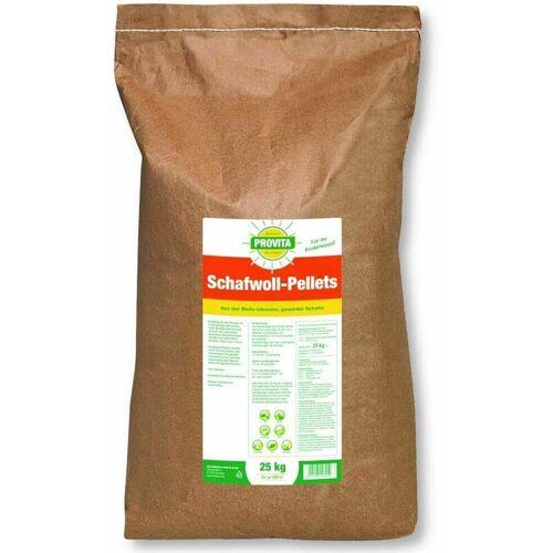 BECKMANN Provita® Schafwoll-Pellets 25 kg Bio Dünger - Beckmann