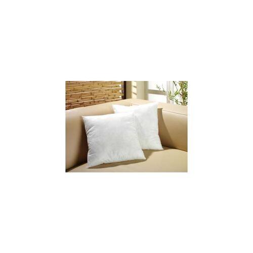 Betten Duscher Füllkissen weiß, 40 x 40 cm