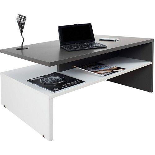Wyctin - Couchtisch Computertisch Beistelltisch Couch Tisch Modern