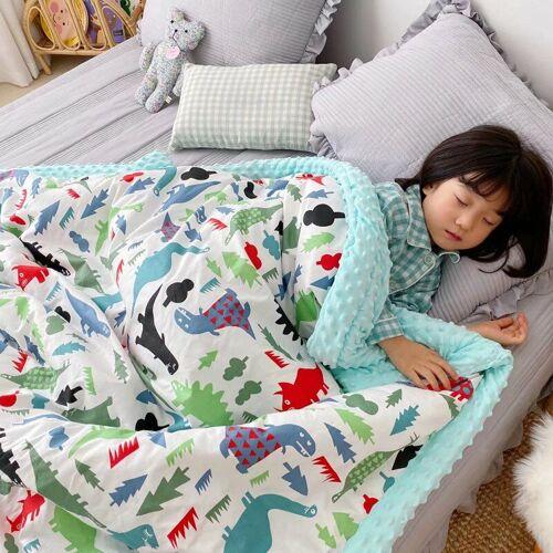 BETTERLIFE Decke Plaid Sofa Decke-weich und bequem dick 120 * 150 -Einfach zu