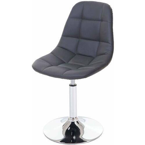 HHG Esszimmerstuhl 856, Stuhl Drehstuhl, Retro 50er Jahre Design ~