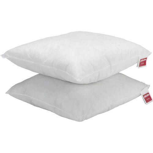 Pikolin Home Faserkissen/-Stützkissen aus hygienischem Material Kissen