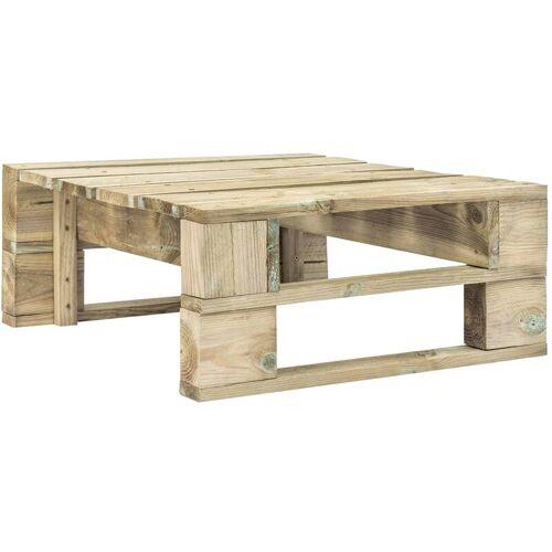 BETTERLIFE Garten-Palettenhocker Holz