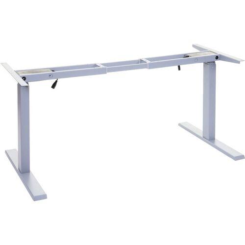 HHG Gestell HHG-766, variables Tischgestell für Schreibtisch, elektrisch