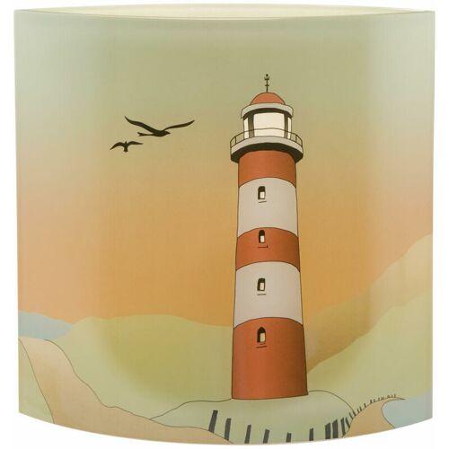 GOEBEL PORZELLAN GMBH Goebel Scandic Home Lighthouse Lampe, Leuchte, Tischlampe, Porzellan,