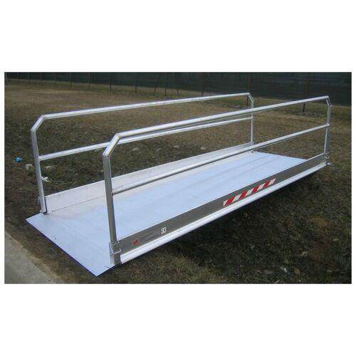 Plattformleiter Experten - F. Fußgänger-- und Fahrzeugbrücke; bis zu