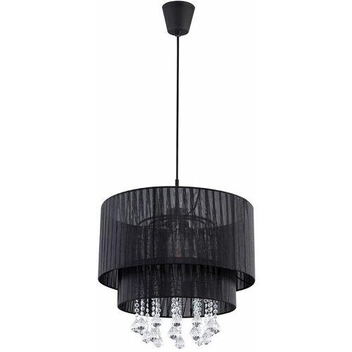 ETC-SHOP Hängeleuchten Esszimmerleuchten Kristall Pendellampe Wohnzimmer Lampen