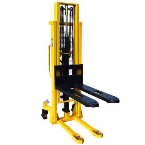 Midori - Hochhubwagen Handstapler Hydraulik PU 1,0t / 1000kg Hub 2,5m /