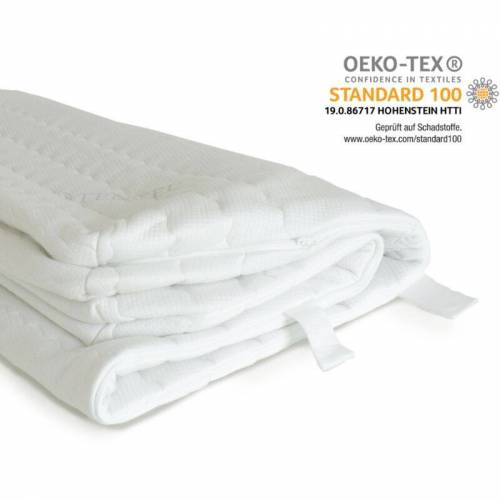 Am Qualitätsmatratzen - Hochwertiger Matratzenbezug aus TENCEL™ Lyocell